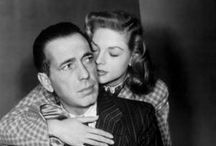 Bacall & Bogie / My favorite actor and his flawless leading lady. / by Andrea Dájer