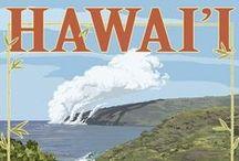 Mi viaje a Hawai'i / Ya voy!!!