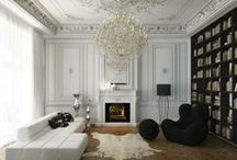 CASA DIABOLI - CLASSICO / Diaboli Kill's picks for dark luxurious classic home decor / by Diaboli Kill Jewelry