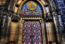 Doors / Beautiful doors around the world. Come take a look and enjoy!