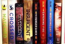 Book nerd / by Renee McEwan