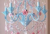 Baby Girl Room / One day... hopefully... I can use these ideas <3