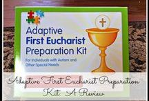First Holy Communion / Ideas for preparing our children for the sacrament of First Holy Communion