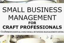 Craft Business Management / You have a great DIY product. Now you need to learn about craft business management. Here are tips for starting a craft business, marketing, and planning for success. Find ideas for choosing a business name, pricing crafts, (including a pricing formula and downloadable calculator) and retail inventory management for your small business. Get organized, and make smart decisions with the ideas on this board.
