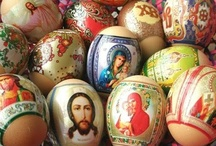 Easter / A collection of ideas for celebrating Easter in the Catholic home