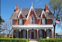 Gothic Revival Homes / by Lana Kimery