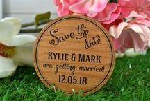 Vintage/ Rustic Wedding Ideas