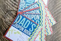 Father's Day Ideas / Gift ideas for Father's Day
