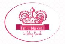 Blogging Freebies / Looking for printables and other goodies related to blogging?  Then you've come to the right place! / by The SITS Girls