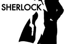 Sherlocked / Benedict and Martin / by Gail L. DeLashaw