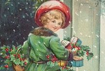 Edwardian Christmas / Step back in time and enjoy an Edwardian Christmas!