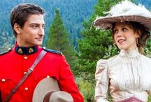 When calls the Heart / Heartwarming TV Series set in Canada in the early 1900s. Hallmark Series.