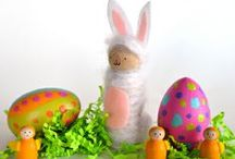 Easter gifts for kids / Ideas for Easter baskets
