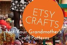 Best of Etsy / The best of Etsy! Here are some of my favorite DIY shops and products. I do love a good Etsy shopping spree.