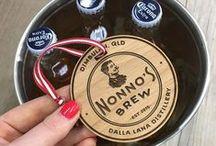 Barware / Where Man Cave's, Home Bars and Home Brewers Unite! Launching Soon - Exclusive Barware Range.   PF x
