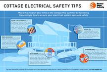 Cottage Electrical - Opening and Closing / Make the most out of your time at the cottage. Follow these simple cottage opening and closing tips to ensure your electrical system operates safely.