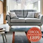 e r c o l / Ercol make classic pieces of furniture in England and we are delighted to stock them. See the range on this board.