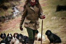 Barbour And English Countrystyle