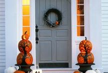 Halloween & Fall / Different ideas to celebrate my favorite time of year, Fall! / by Kathryn McDonald