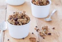 Food: Breakfast / how I start my day... / by Kathryn McDonald