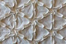Textile -- Fabric Origami / by Lisa Lazar