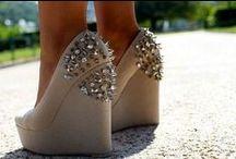 high heels & high hopes <3 / by Siobhan Thompson