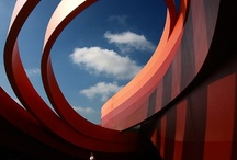 architecture  / by Amy Chrisman awoolgatherer