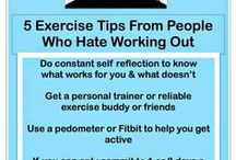 Workouts and Fitness Tips / by Elle