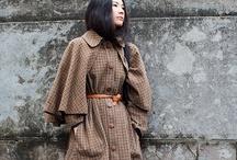 coats / by vera jane