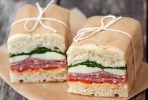 Sandwiches and Wraps / by Anna Sorensen