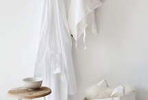White at Home: Town / white home, light and lovely in the lounge, the kitchen, the bedroom,  boudoir, bathroom, Skandi, shabby, chic, minimal and more / by Fiona Walsh