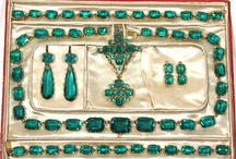 Jewelry -- In Original Cases / by Lisa Lazar