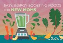 Foods for Mom / by Cloud b
