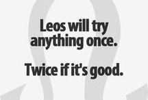 Leo / zodiac / by Tracy Lynn