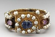 Jewelry -- Medieval / by Lisa Lazar