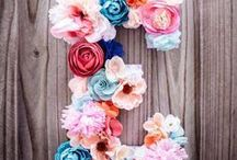 Crafts! / DIY crafts ideas, crafts for kids and more!