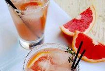 ¡Otra ronda! / Todo tipo de bebidas con alcohol.