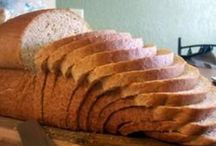 Food- Bread / Sandwich bread, sweet breads, muffins, and the such... / by Jen