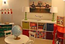 Ideas for Mason's Room / by Emi Smetak