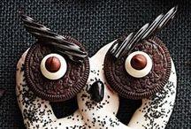 H | Halloween Treats / Halloween treat recipes for a spooktacular Halloween party!