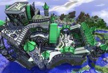 Minecraft Buildings / #minecraft buildings #structures #creations #build ideas