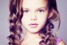 Hairstyles / Cute hair