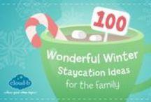 Winter Staycation Ideas