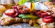 F | Breakfast | Brunch / Breakfast food and brunch