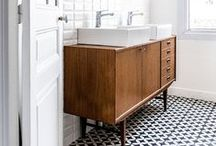 Bathrooms / Lovely bathrooms