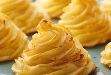 F | Just Potatoes / Cooking potatoes / recipes