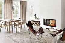 Scandinavian Interior / Scandinavian homes
