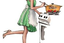 So I can be a 50's housewife. / by Cathy Kaps