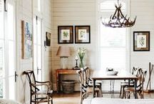 Interior Design Inspiration / by Elise Nuckols
