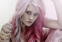 My hair looks fierce / by Rachael Collins